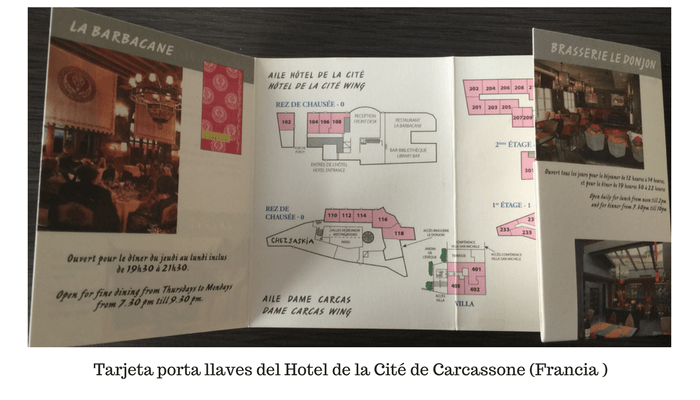 10 Tips Tarjetas Llave Hotel ( By the19throom )