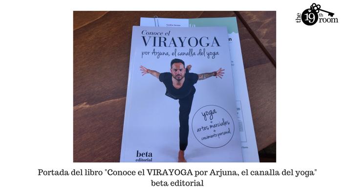 Presentación editorial: #Virayoga en el Hotel Balneari Vichy Catalan ( the19throom )